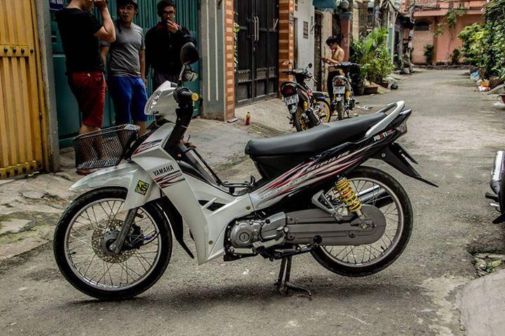 Sirius 110cc do toi ben cua dan choi song tai Sai Gon - 3
