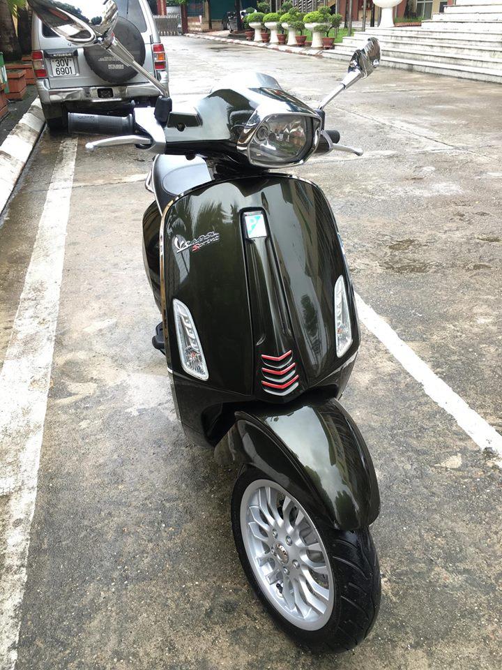 Sprint 125 3Vie 2016 xanh reu moi 99 29T 55831 Gia 565 trieu chinh chu du bao hanh pk tu moi - 2