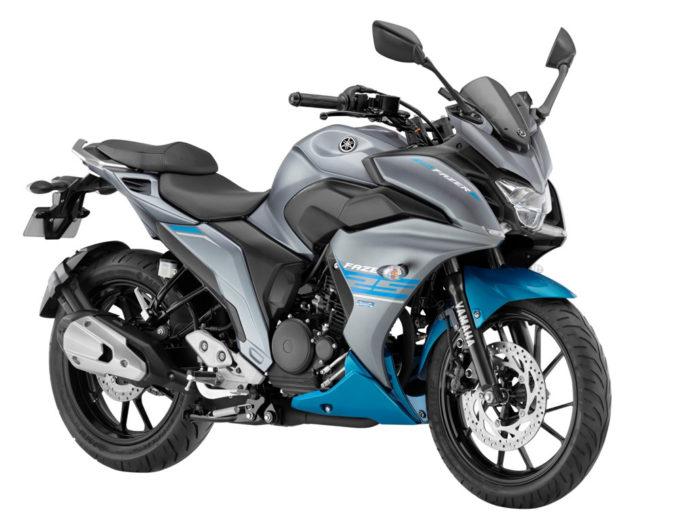 Trinh lang moto duong truong Yamaha Fazer 250cc 2017 gia vua tui