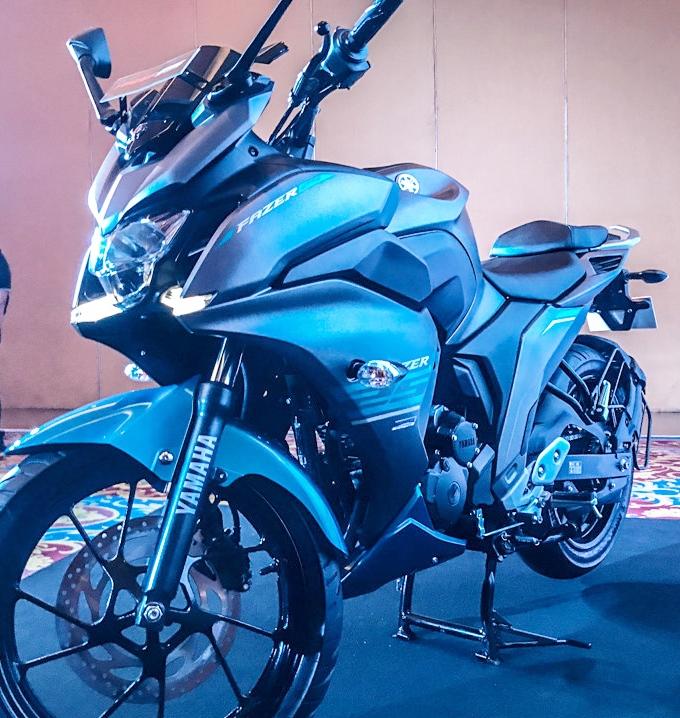 Trinh lang moto duong truong Yamaha Fazer 250cc 2017 gia vua tui - 2