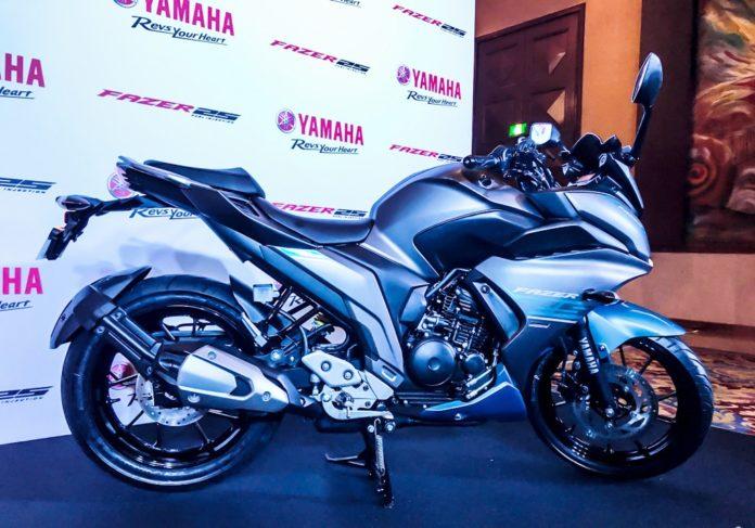 Trinh lang moto duong truong Yamaha Fazer 250cc 2017 gia vua tui - 4