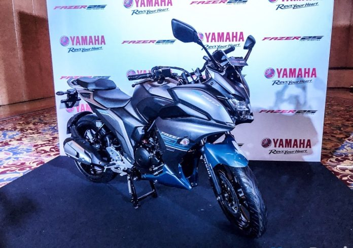 Trinh lang moto duong truong Yamaha Fazer 250cc 2017 gia vua tui - 6