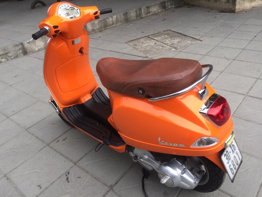 Vespa LX 125 Viet mau cam 2011 khoa tu 30X6 6801 - 5