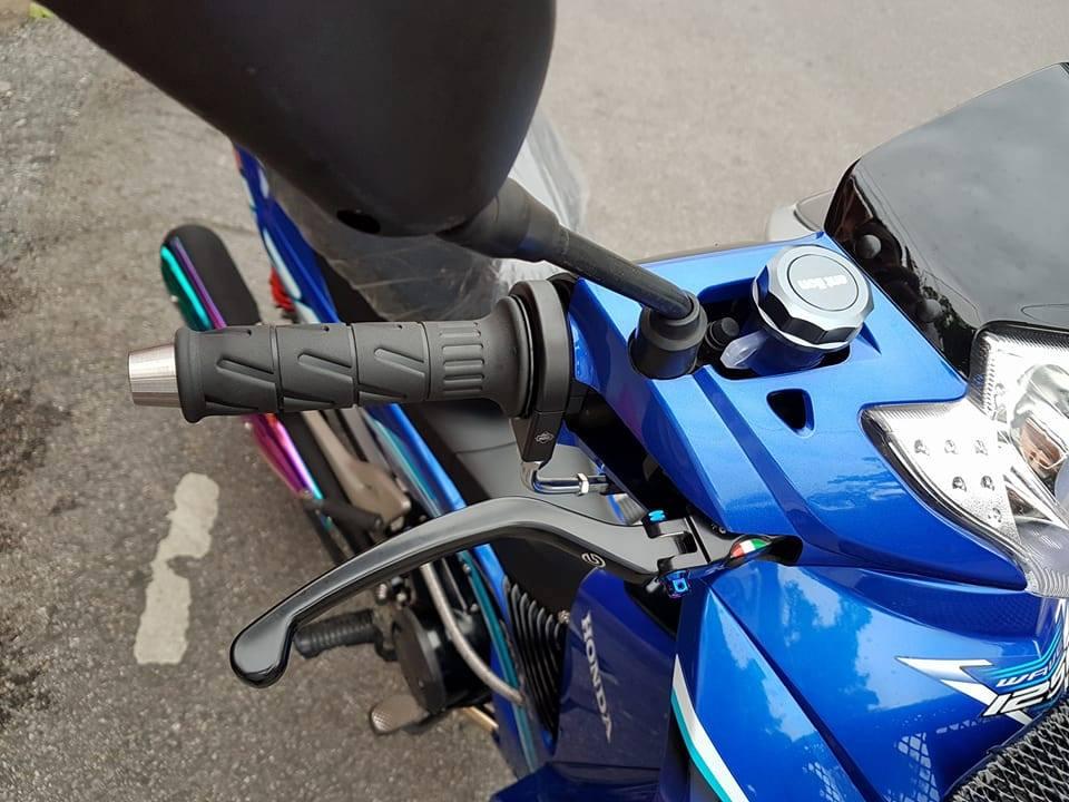 Wave i125 ban do nhe nhang tao an tuong cua biker nuoc ban - 3