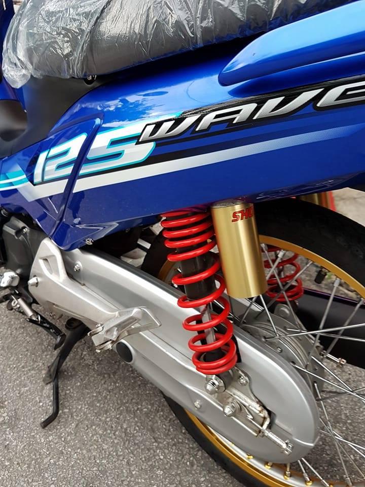 Wave i125 ban do nhe nhang tao an tuong cua biker nuoc ban - 5