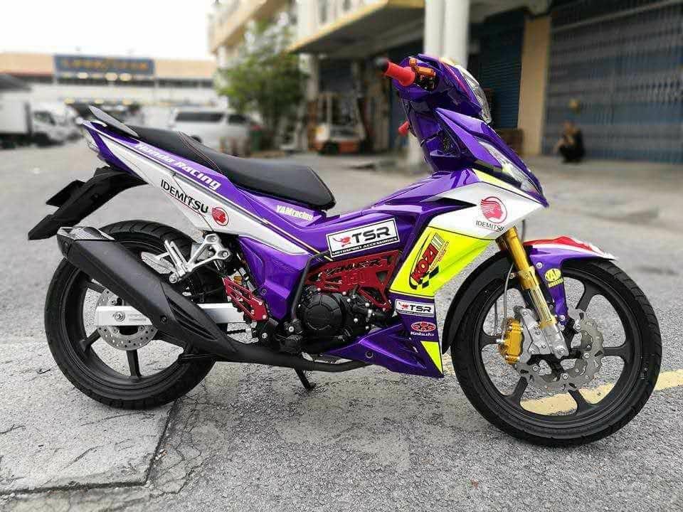 Winner 150 pha cach choi trong ban do an tuong cua biker nuoc ban - 6