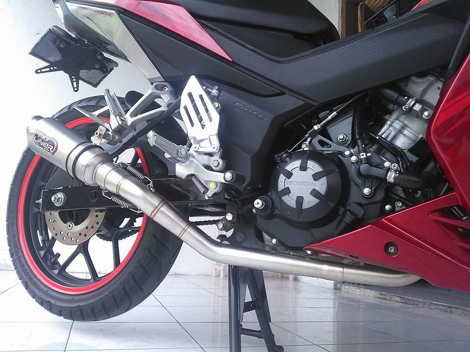 Winner 150 su nguyen thuy an minh sau nong sung uy luc cua biker nuoc ban