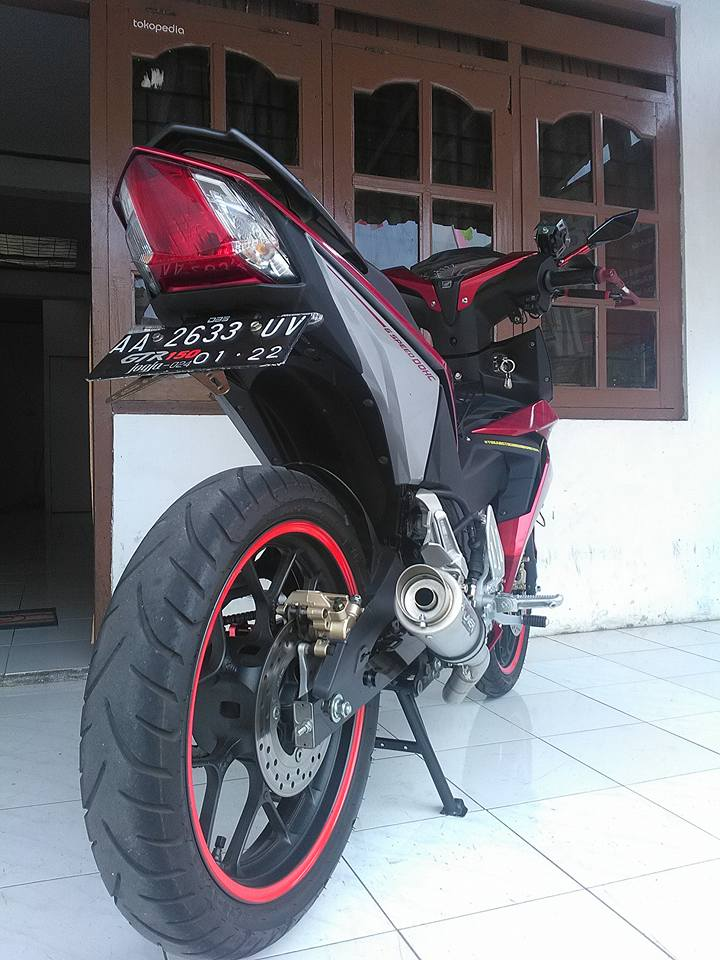 Winner 150 su nguyen thuy an minh sau nong sung uy luc cua biker nuoc ban - 7