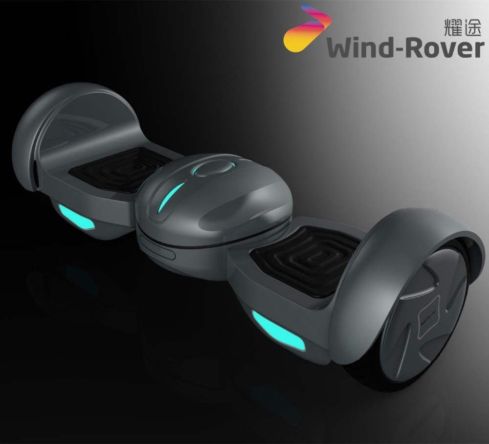 Xe dien can bang 2 banh thong minh gia re Wind Rover - 3