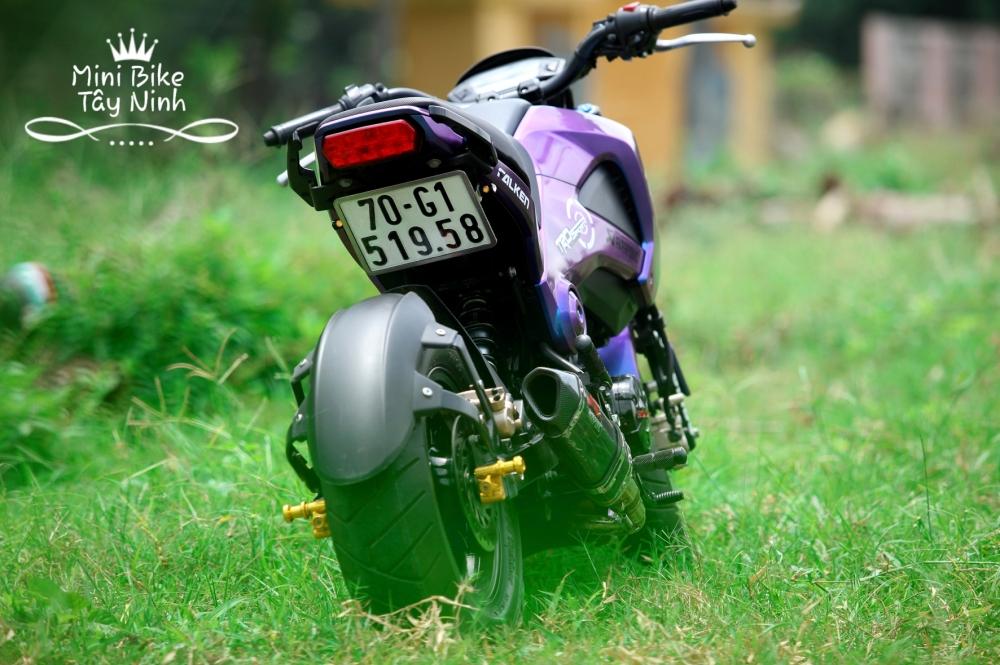 Xe MSX Do Don Gian Cua Clup MiNi BiKe Tay Ninh - 5