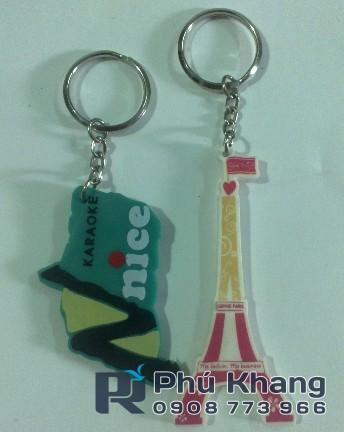 Xuong san xuat moc khoa do keo lam moc khoa gia re sticker decal - 3