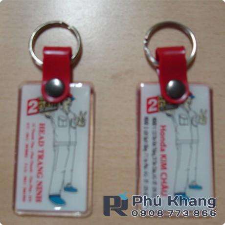 Xuong san xuat moc khoa gia re lam moc khoa do keo