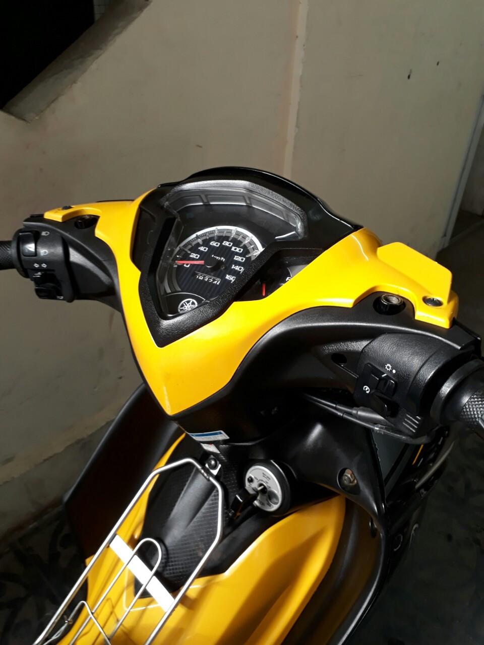 Yamaha Jupiter RC FI vanh duc mot chu di - 3