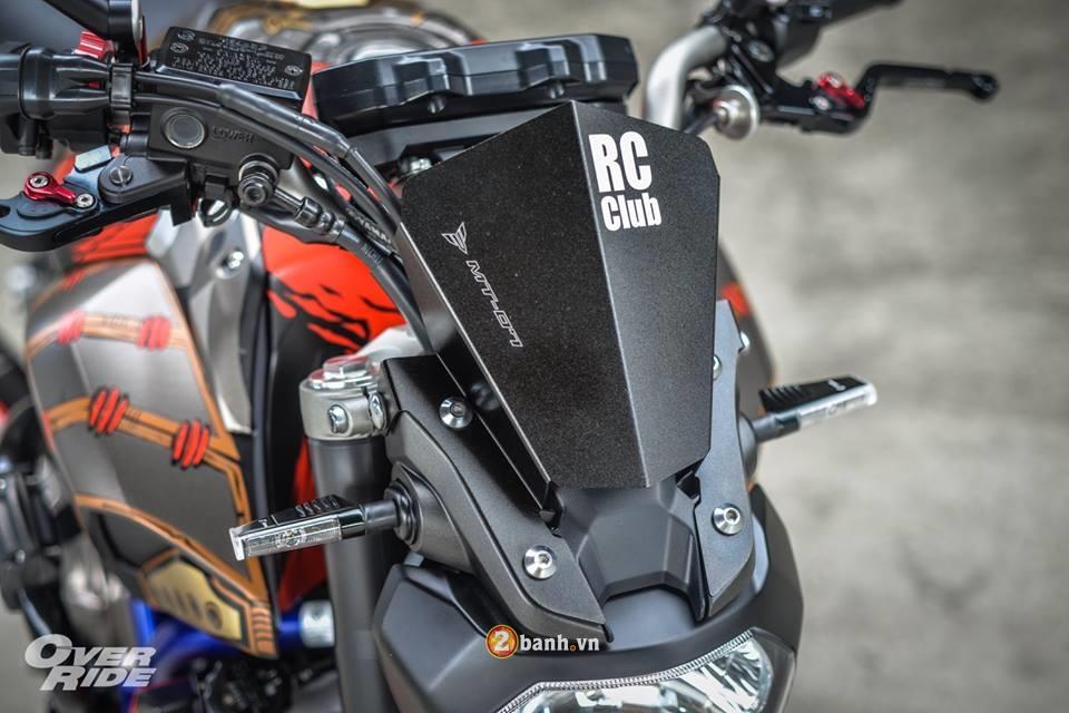 Yamaha MT07 dung manh ben bo canh Samurai huyen thoai - 2