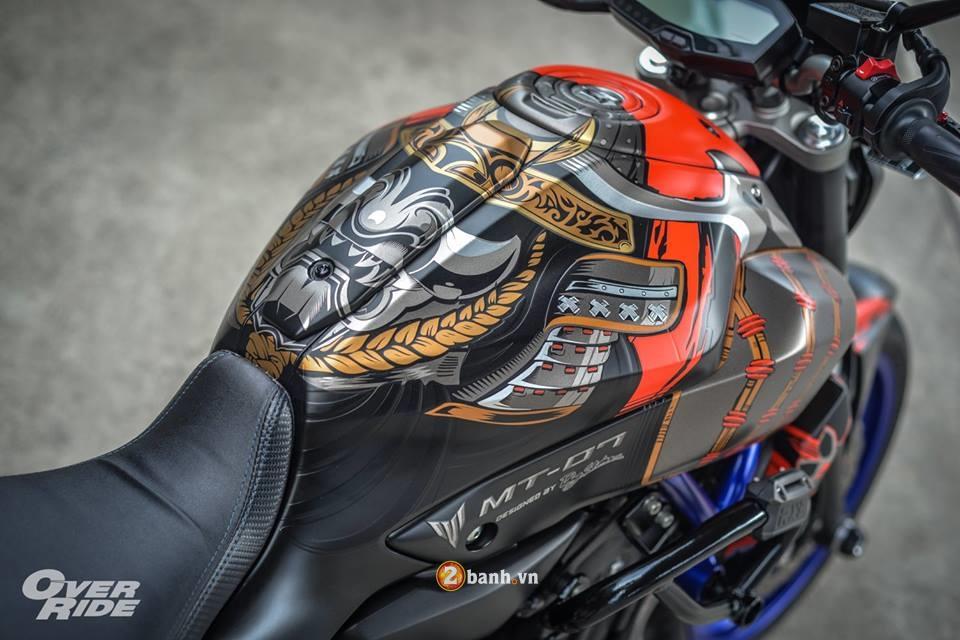 Yamaha MT07 dung manh ben bo canh Samurai huyen thoai - 11