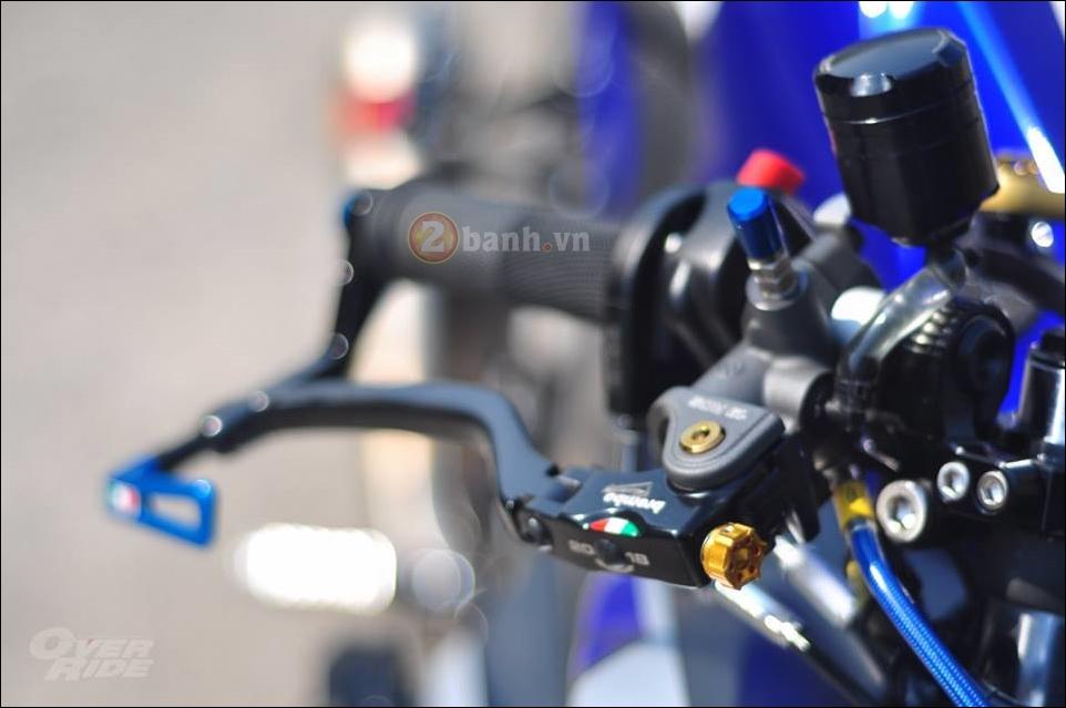 Yamaha R3 do mang phong cach thiet ke xung tam sieu xe - 7