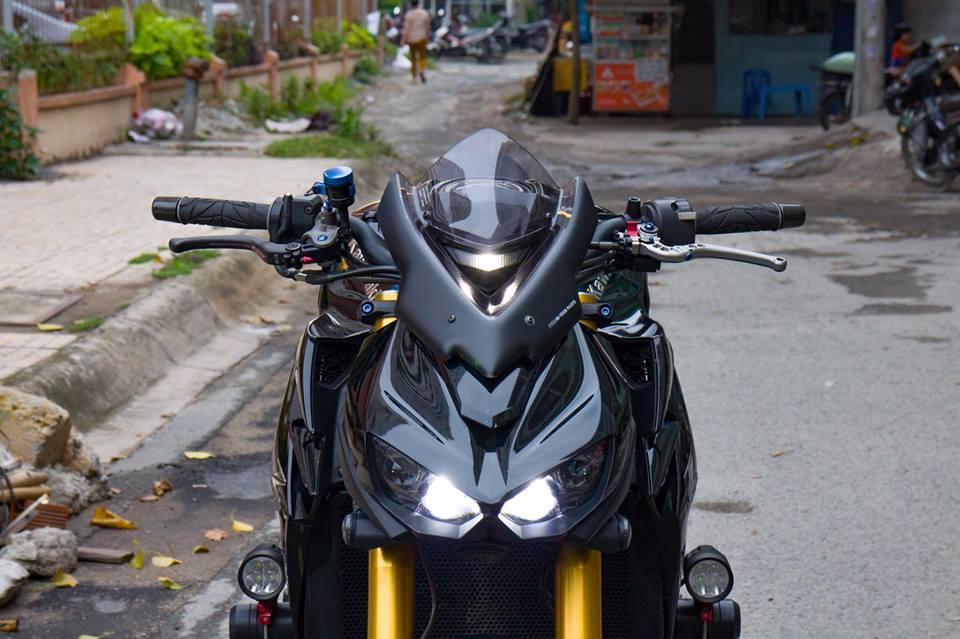 Z1000 tuyet pham cua Kawasaki den tu Biker Da Lat