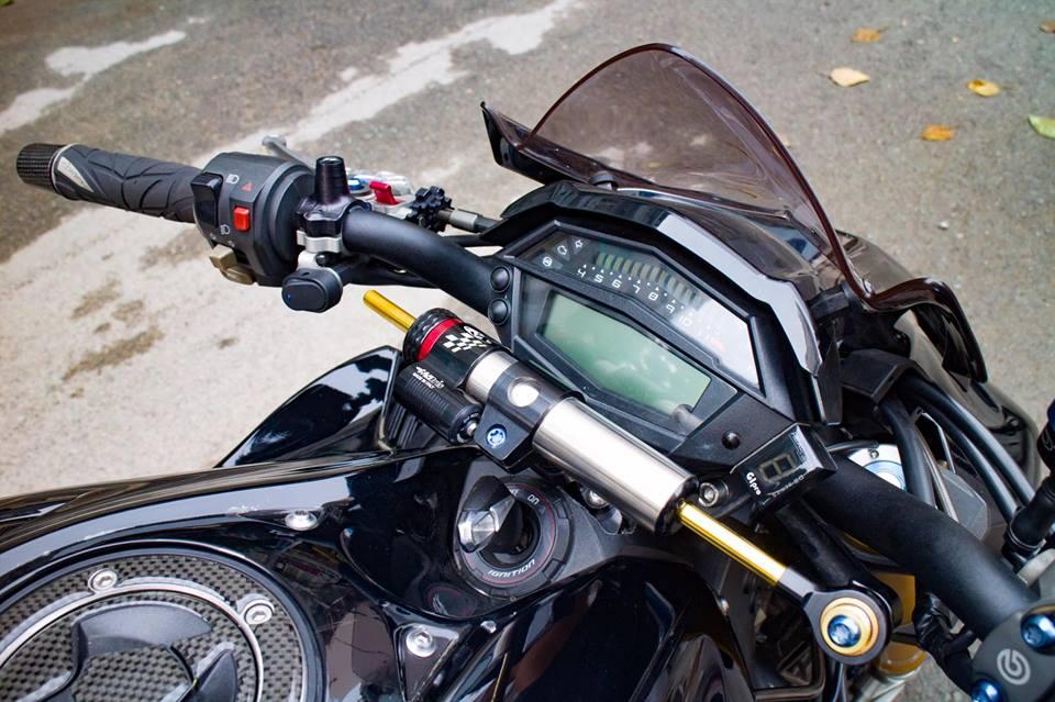 Z1000 tuyet pham cua Kawasaki den tu Biker Da Lat - 7