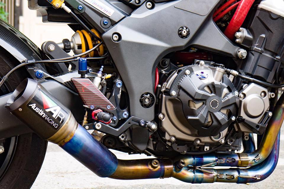 Z1000 tuyet pham cua Kawasaki den tu Biker Da Lat - 9