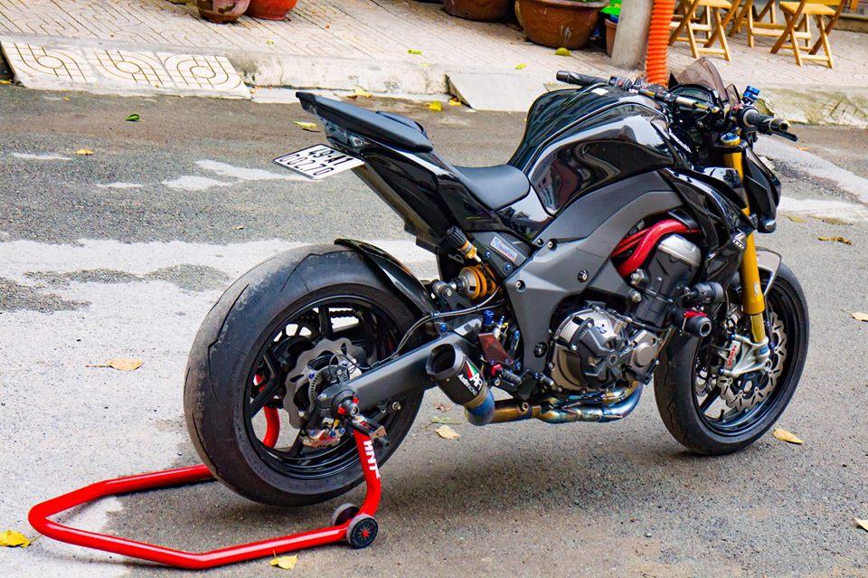 Z1000 tuyet pham cua Kawasaki den tu Biker Da Lat - 11