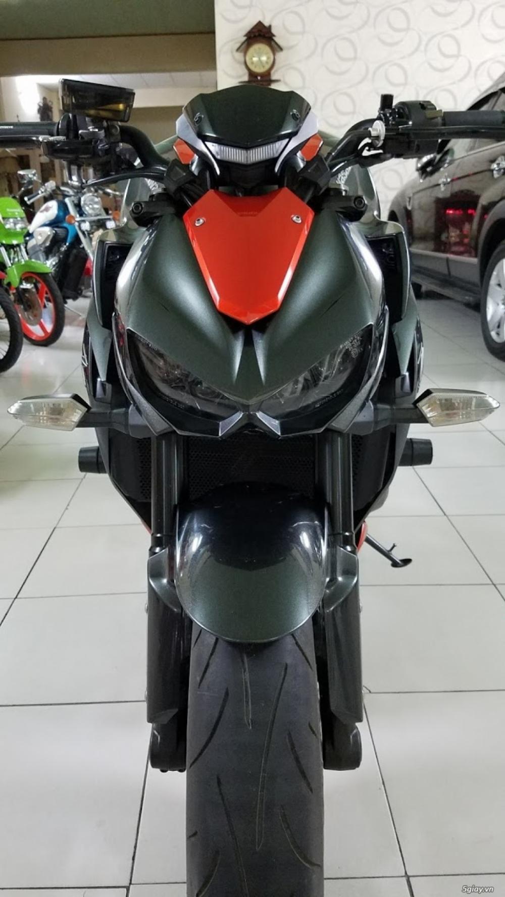 Ban Kawasaki Z1000 62015 ABS HISS Chau Au Saigon bien dep - 5