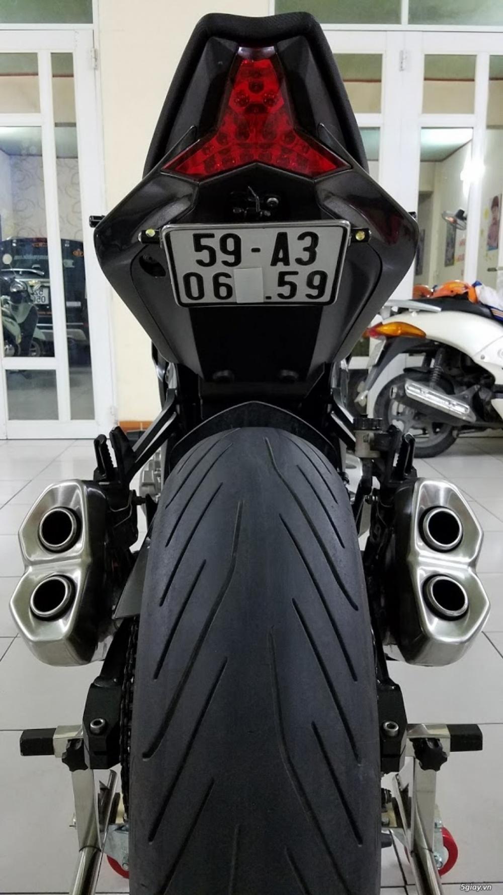 Ban Kawasaki Z1000 62015 ABS HISS Chau Au Saigon bien dep - 11