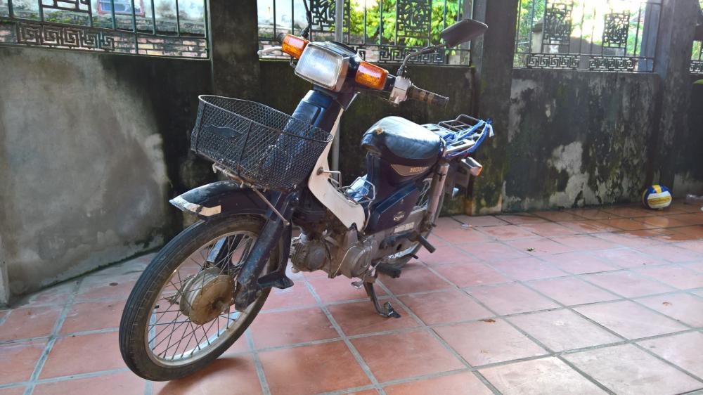 Ban xe cub may zin Hung yen - 2