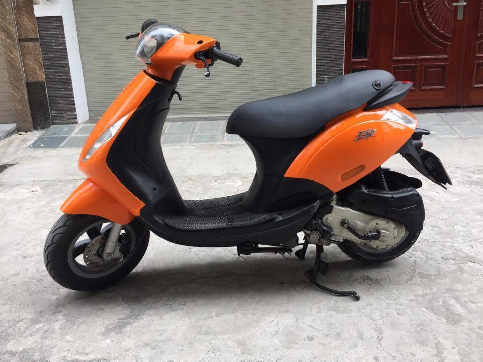 Ban xe Piaggio Zip 100 chinh chu Cam ca tinh 2010 con rat moi 14tr - 4