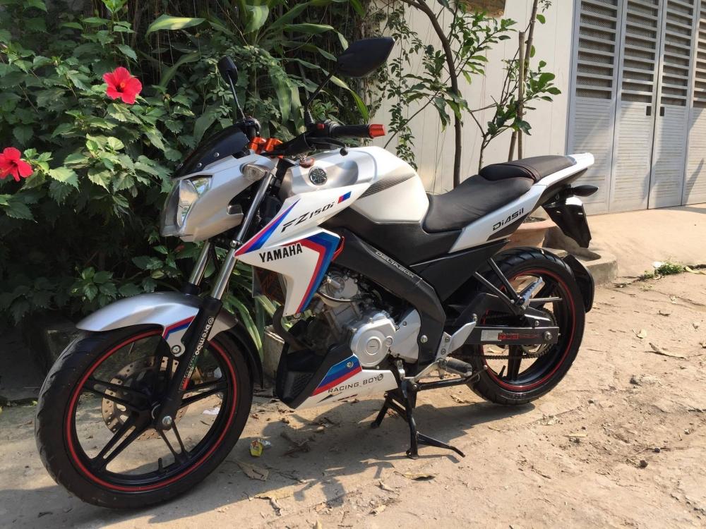 Ban Yamaha Fz150i Trang dang ky 2015 - 9