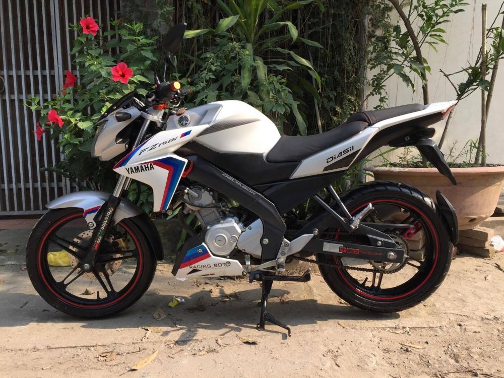 Ban Yamaha Fz150i Trang dang ky 2015