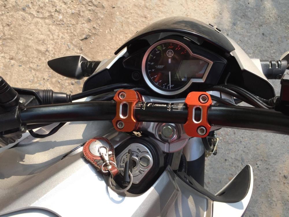 Ban Yamaha Fz150i Trang dang ky 2015 - 5