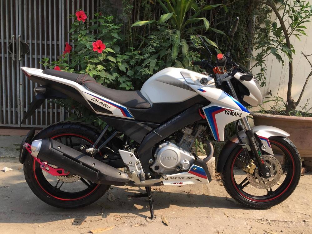 Ban Yamaha Fz150i Trang dang ky 2015 - 6