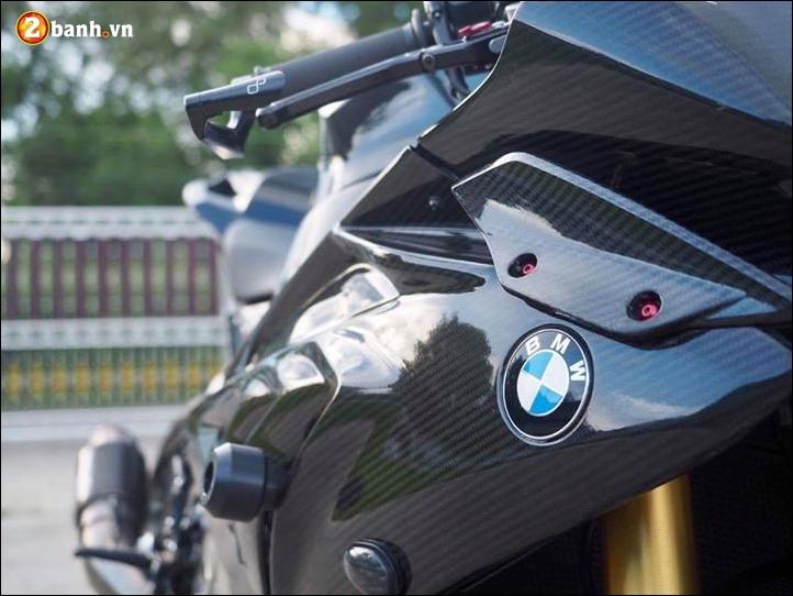 BMW S1000RR do Ca Map tram tinh khoac ao full Carbon