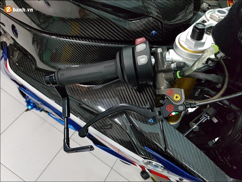 BMW S1000RR do sang chanh ben phu kien xa xi - 4