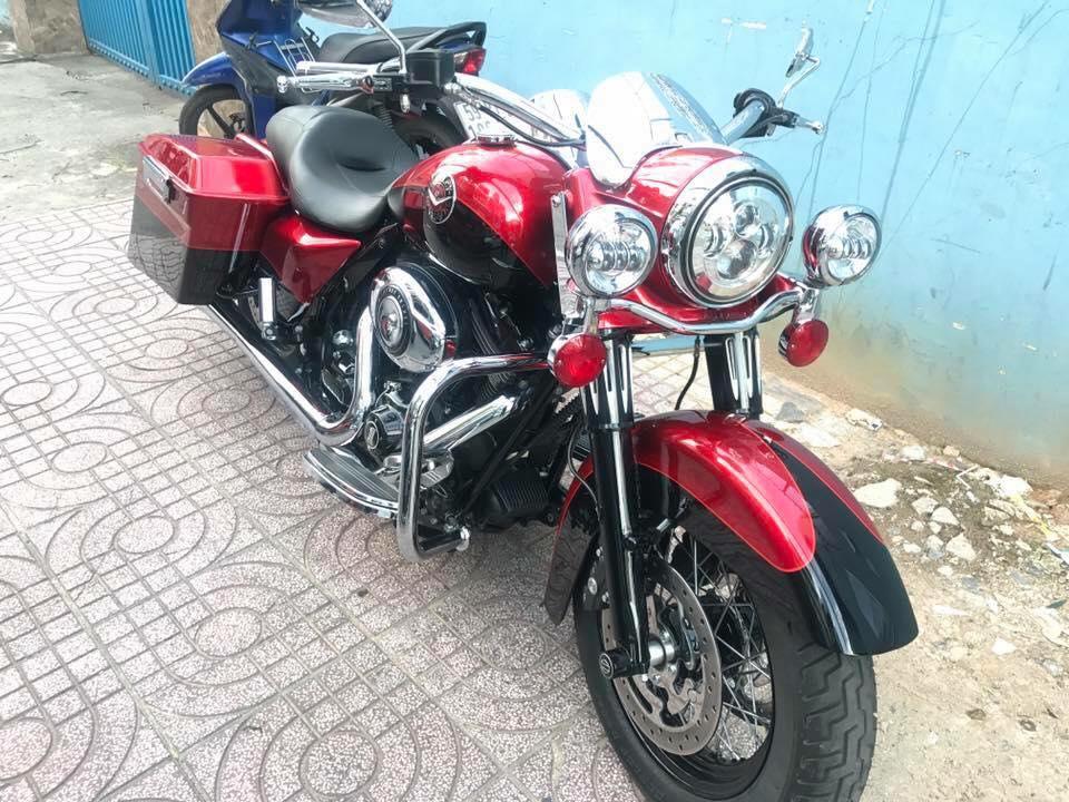 Can ban Harley Davison banh beo Rod King 1690cc dang ky lan dau 112015 odo 3868 km - 4