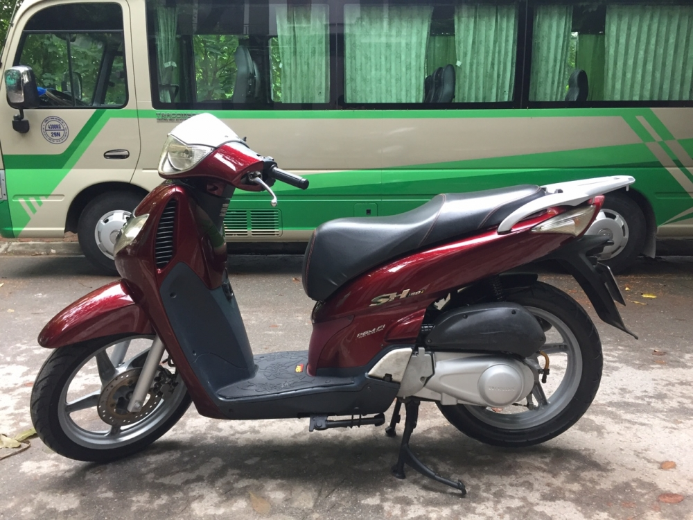Can ban Honda Sh 150i do man bien HN chinh chu su dung nguyen ban - 3