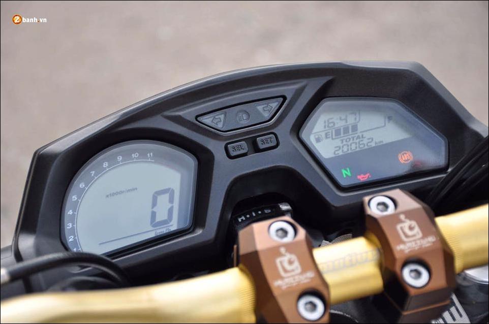 Honda CB650F do pha cach qua lot ao Camo huyen thoai - 5