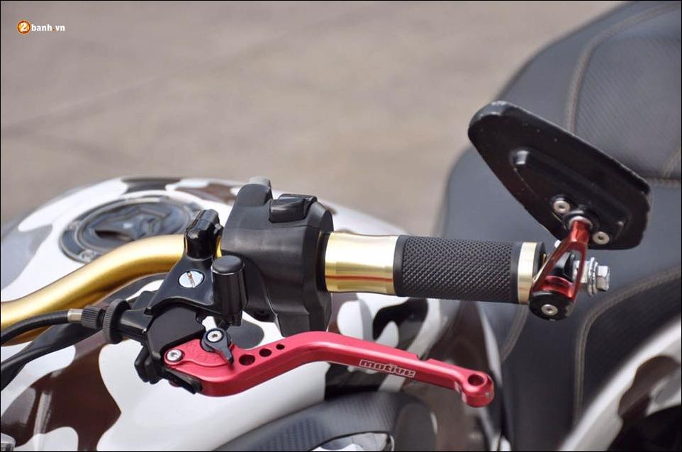 Honda CB650F do pha cach qua lot ao Camo huyen thoai - 7