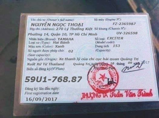 Chuyen Cac Dong Xe Nhap Khau Xa Hang Quy 3