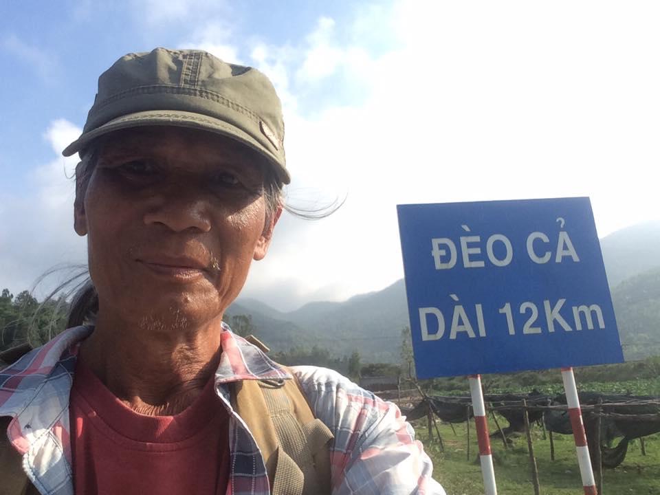 Cu ong chinh phuc Deo Ca trong hanh trinh xuyen Viet Phieu Luu Ky - 2
