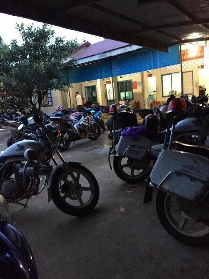 Doan xe PKL Viet Nam thong chot CSGT cang nhat lich su cai ket - 8