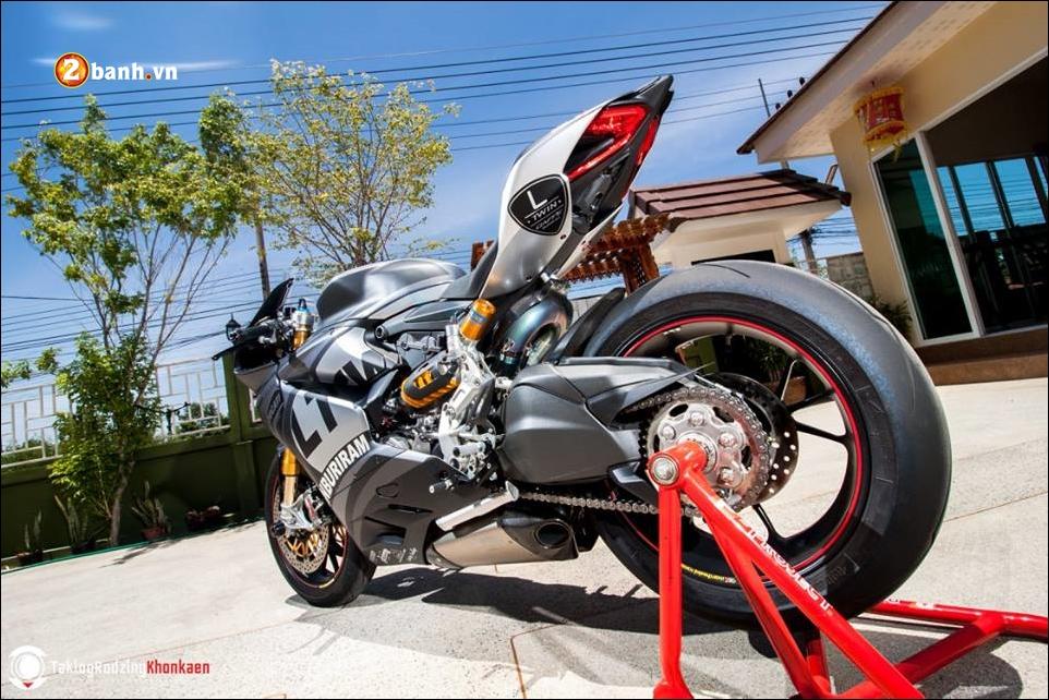Ducati 1299 do tao dang cuc dep cung tem dau the thao - 8
