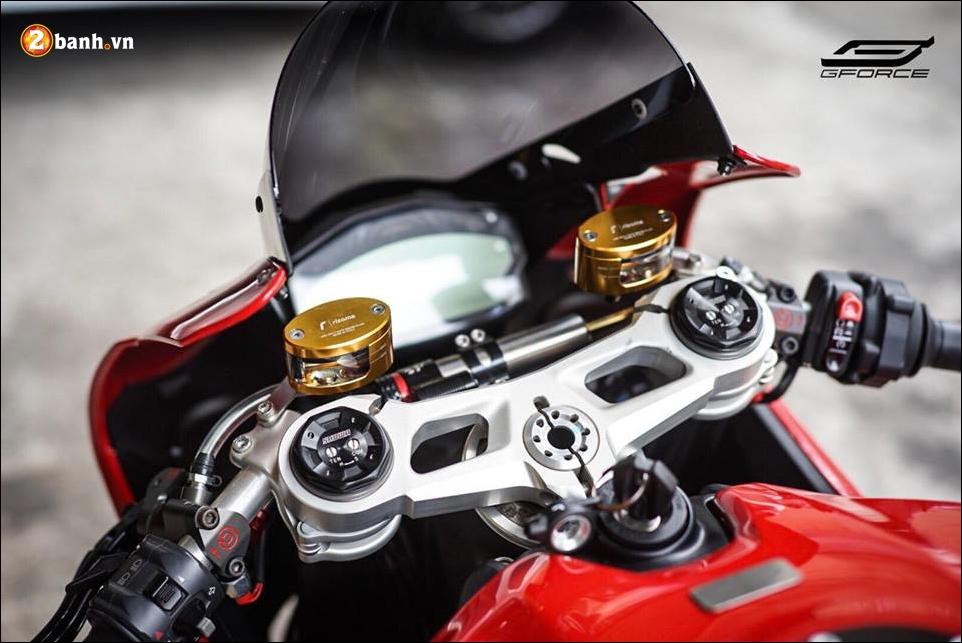 Ducati 899 Panigale do tinh te cung loat phu kien sang chanh - 6