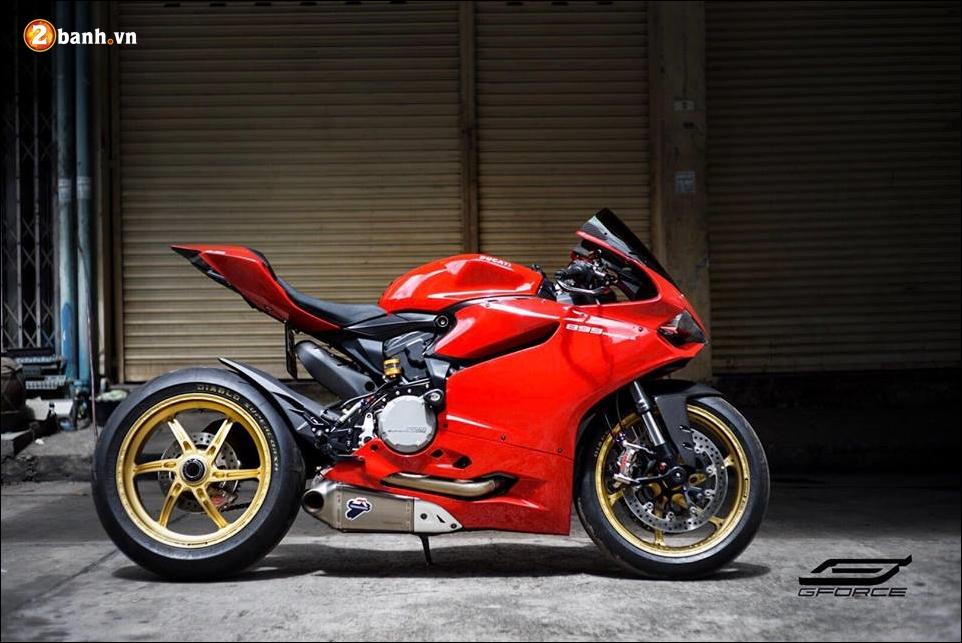 Ducati 899 Panigale do tinh te cung loat phu kien sang chanh - 10