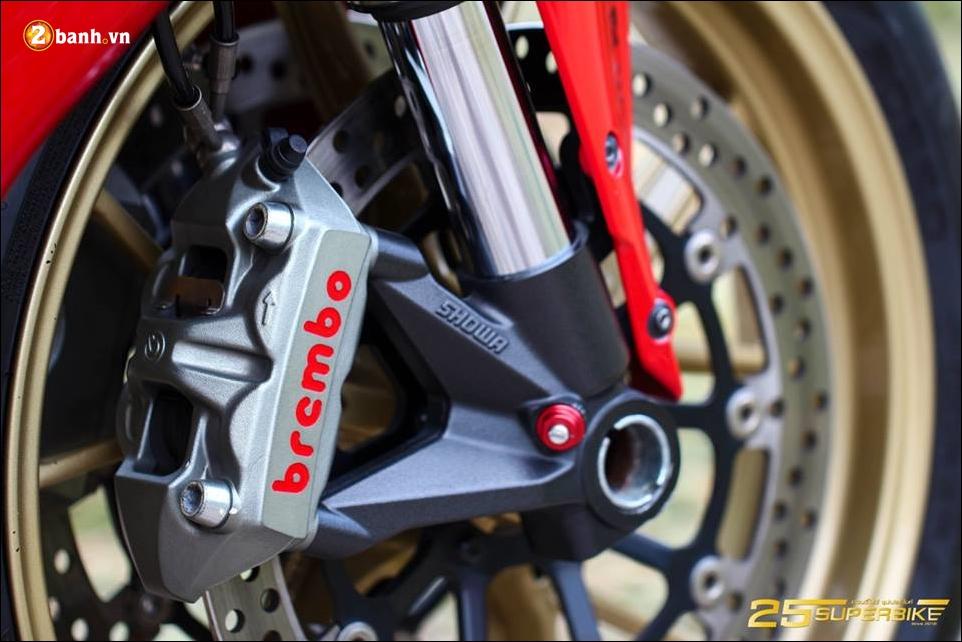 Ducati Evo 848 do an tuong voi thiet ke truyen thong
