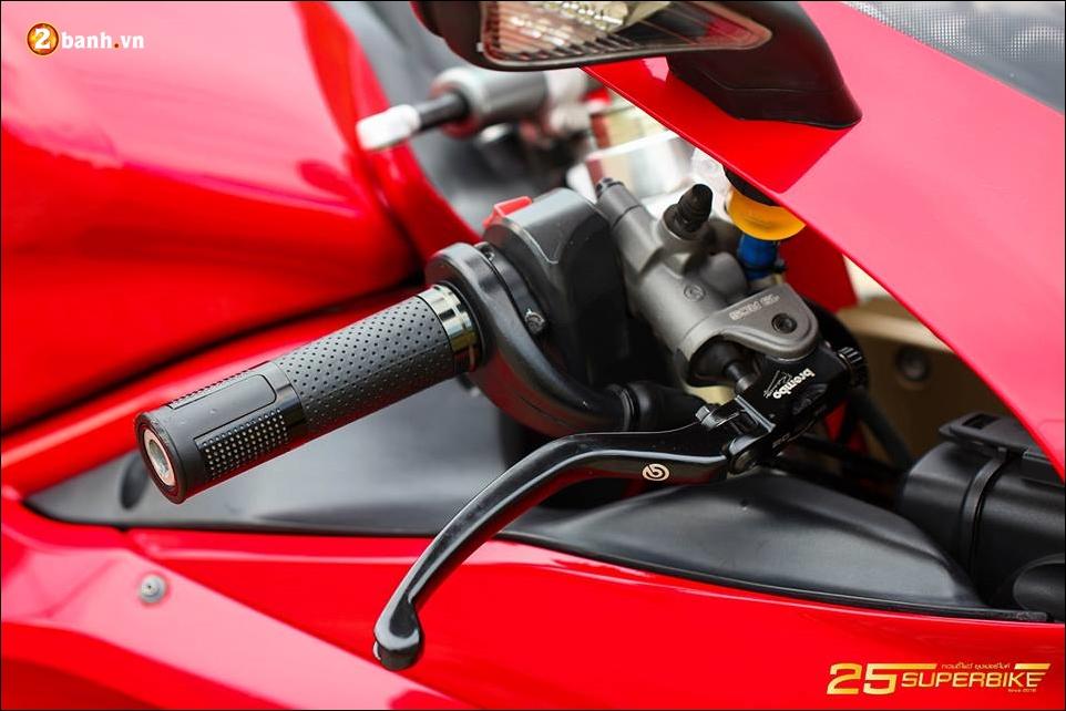 Ducati Evo 848 do an tuong voi thiet ke truyen thong - 6