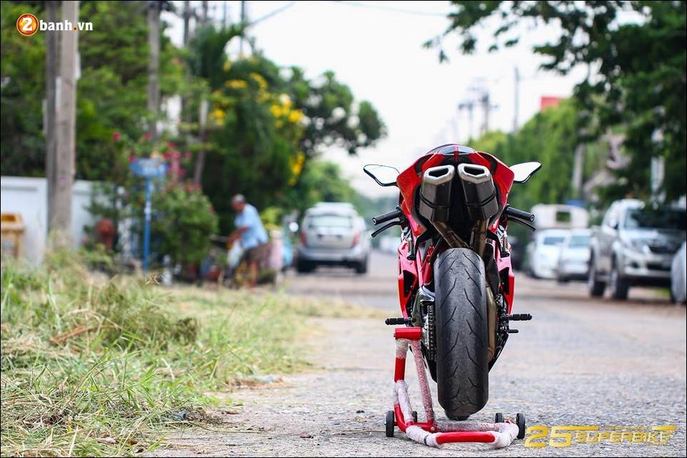 Ducati Evo 848 do an tuong voi thiet ke truyen thong - 11