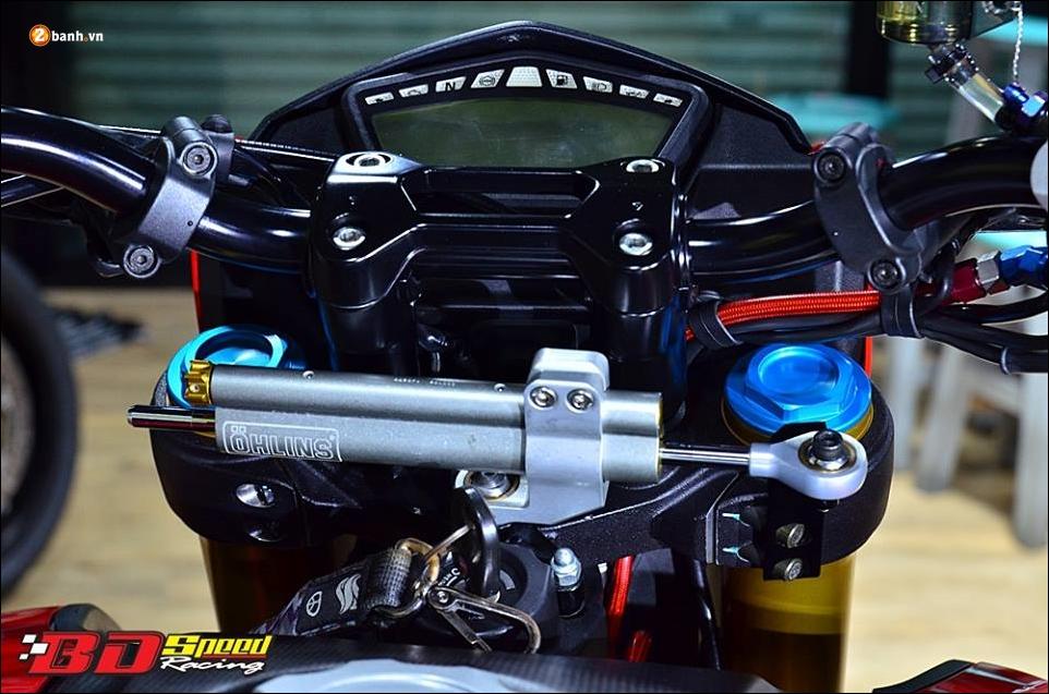 Ducati Hypermotard 821 do Vua duong pho trong trang bi hang sang - 6