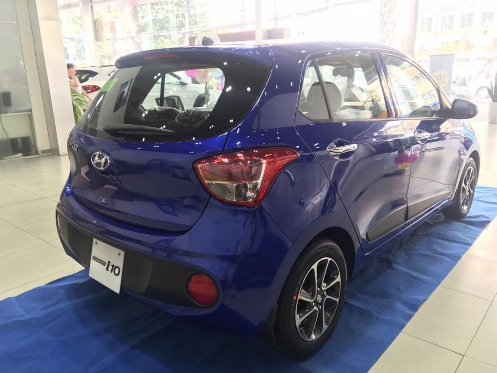 Duy nhat Thang 9 ban gia von cho Hyundai Grand i10 so san tu dong
