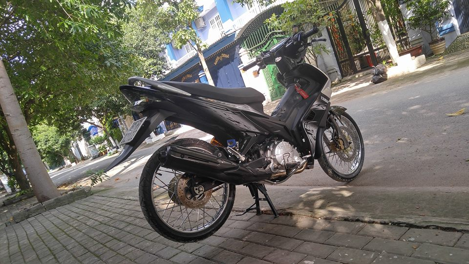 Exciter 135 do hack nao voi phong cach cua sung lam nghe - 3